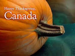 Happy Thanksgiving from Canmore!