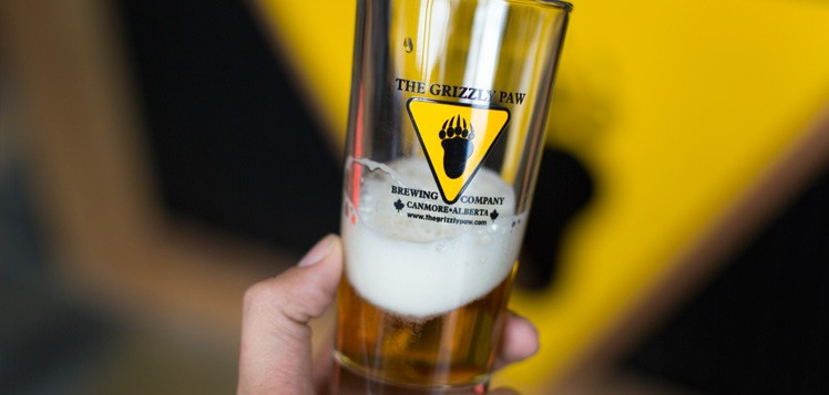 The Grizzly Paw Brewery Tour