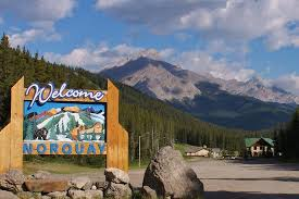 Mount Norquay. Head for Heights?