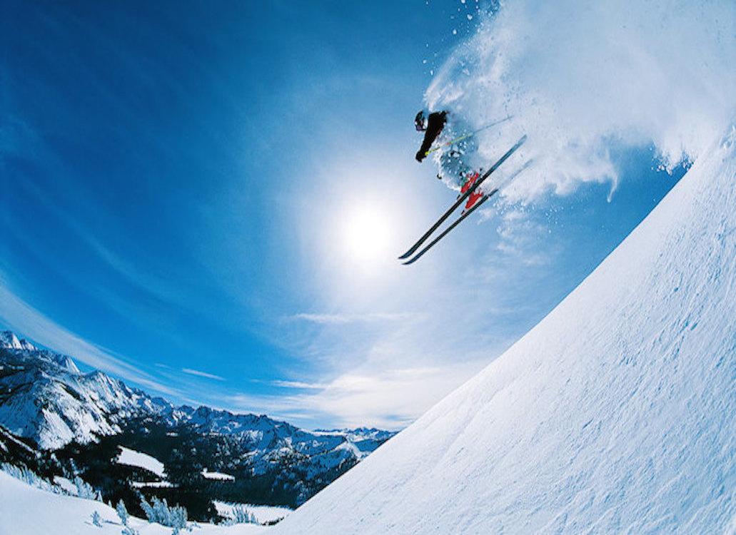 Ski The Rockies