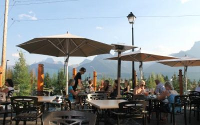 The Iron Goat, Canmore