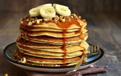 Pancake Day In Canmore