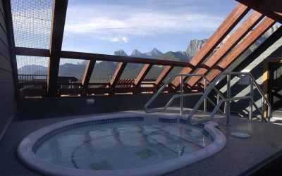 Hot Tubs In Canmore Crossing Reopening